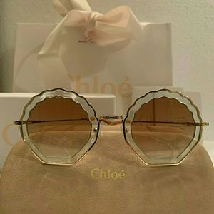 *New Chloe Sunglass CE147S color 834